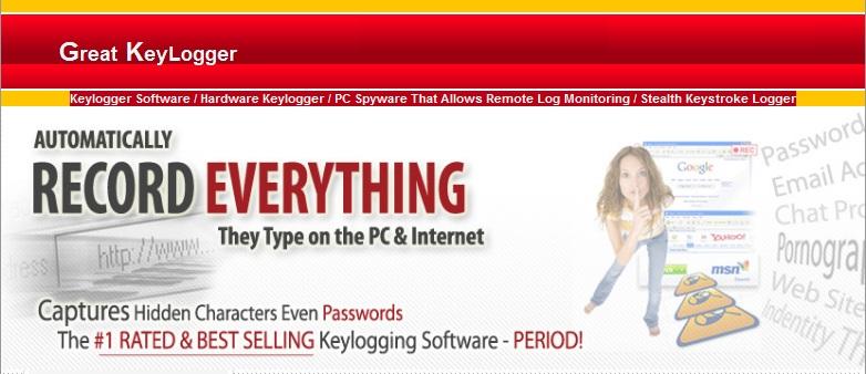 Великий Keylogger является специализированное программное обеспечение