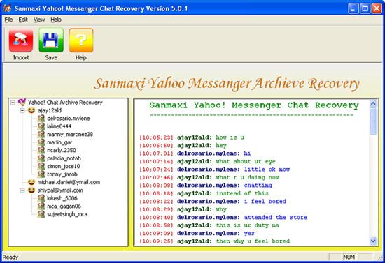 download messenger conversation