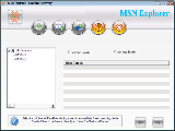 MSN Explorer Password Recovery