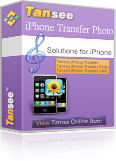 برنامج عمل باك اب للكونتاكتس Tansee iPhone Transfer Contact Scr-tansee-iphone-transfer-photo