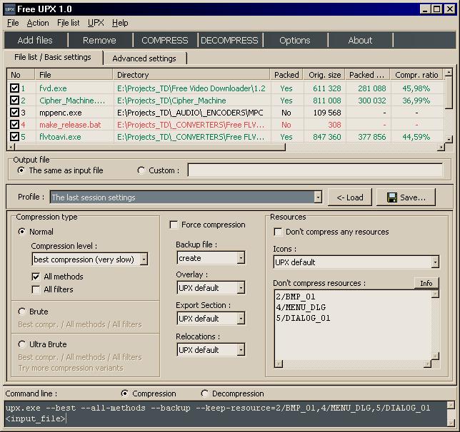Windows 7 UPX for Windows 3.91 full