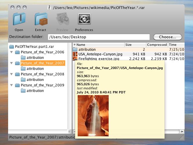 Rar File Opener For Mac Os