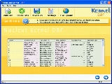 Nucleus Kernel DBF Repair Software