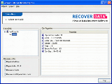 Recover Data for Outlook Express