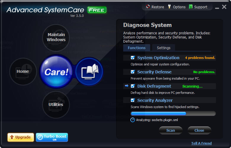 free system repair software