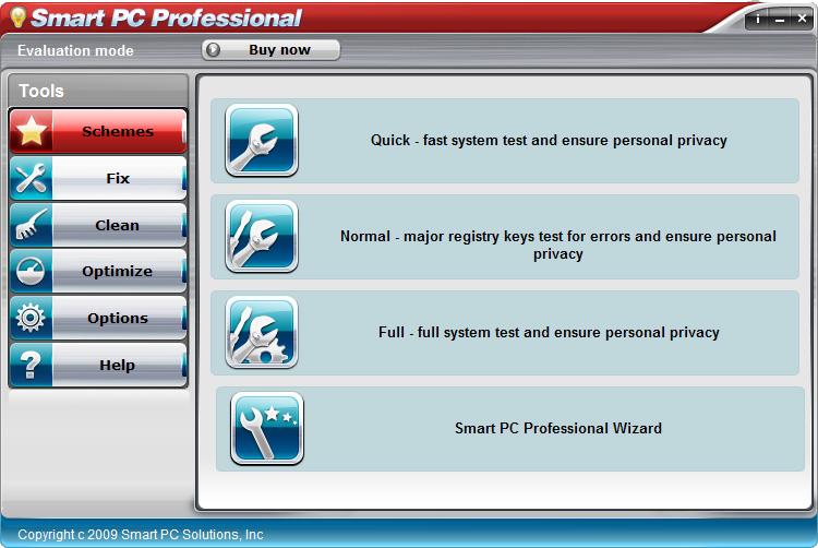 Smart PC Professional 5.5 - программное обеспечение, которое ежедневно