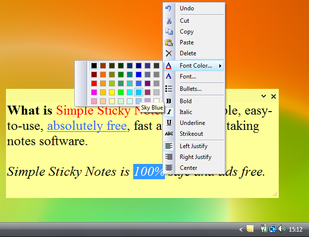 WatFile.com Download Free simple sticky notes publisher description simple sticky notes is a