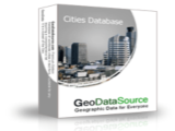 GeoDataSource World Cities Database (Platinum Edition)