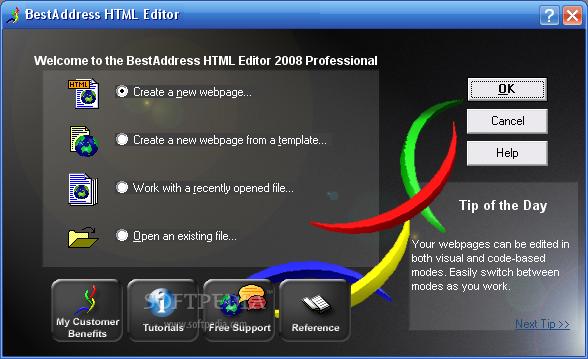 Webpage maker tool 13 0 0 free download for Program design tools