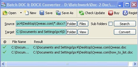 Convert Docx To Doc - фото 2