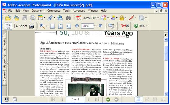 Deja vu reader for mac