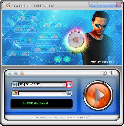 How to Clone DVD and Perfect 1:1 DVD Clone step by step?