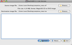 Img To Iso Mac Converter