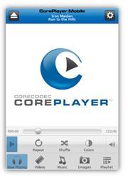 CorePlayer Mobile reproductor de contenido multimedia
