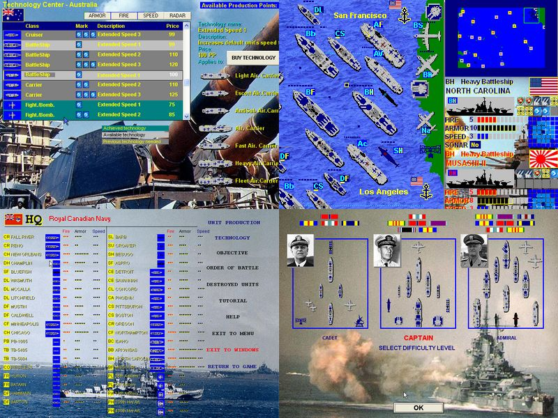 War Submarines Games Battleship Game World War